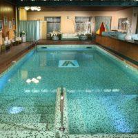 Piscina Hotel Ambrosiano