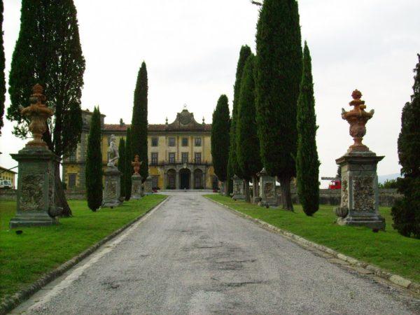Rundt om Montecatini