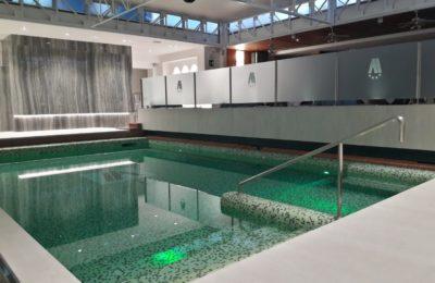 Piscina Ambrosiano Hotel